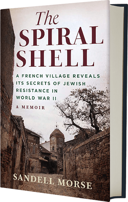 The Spiral Shell a memoir by Sandell Morse